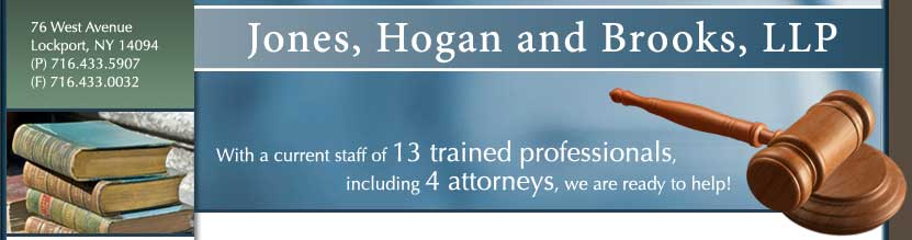 Jones, Hogan & Brooks LLP